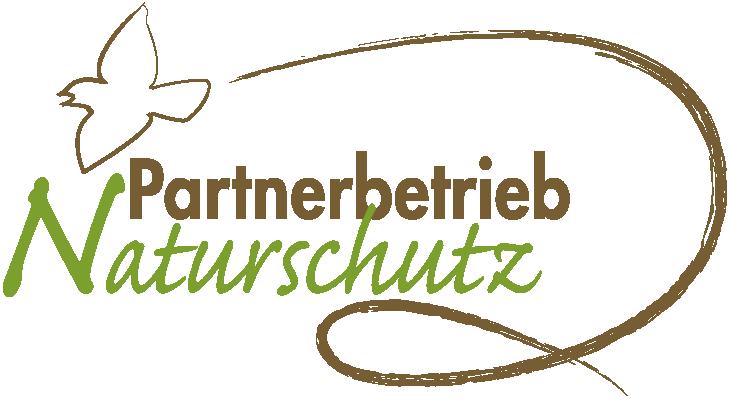 Partnerbetrieb Naturschutz Logo