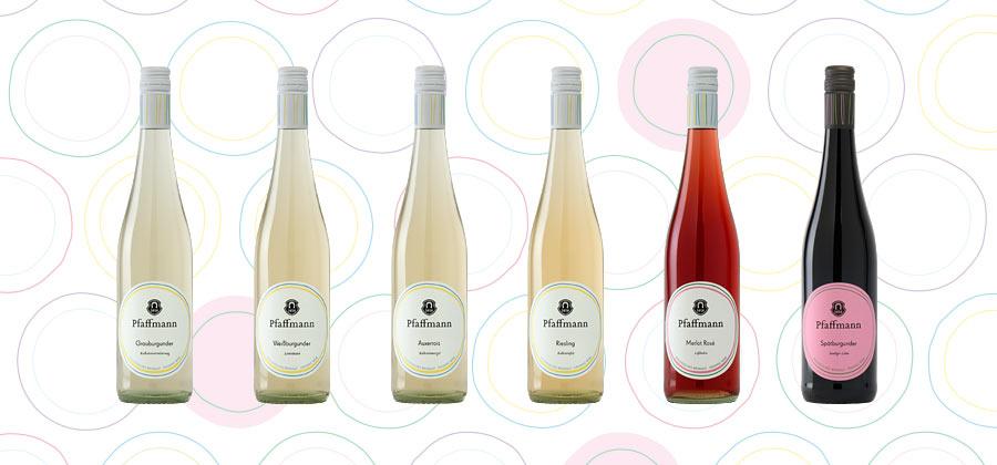 Vegane Bioweine von Bioland Weingut, Pfaffmann Terroir-Weine