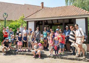 Kinderwanderung: Treffpunkt Walsheim